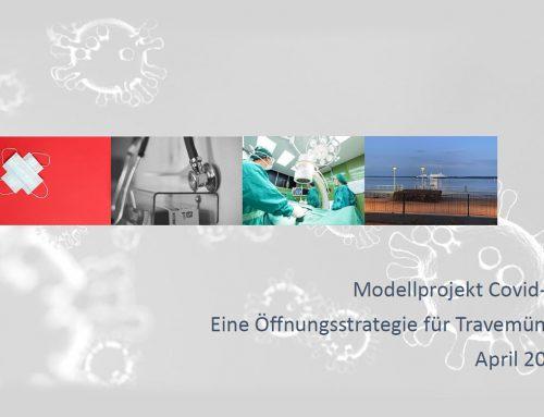Modellprojekt Covid-19 – Eine Öffnungsstrategie für Travemünde